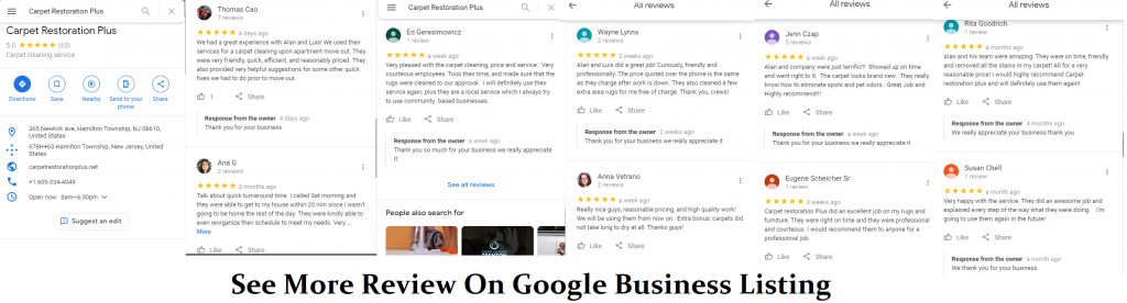 google business 5 star rating